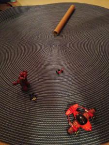 carpet toys