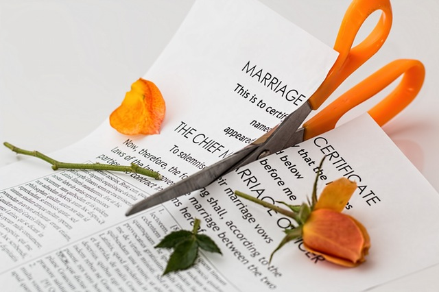 Marriage + Divorce = Wisdom